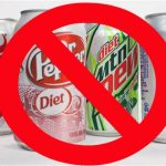 הימנעו ממשקאות דיאטטים