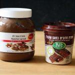 שוקולד חרובים או ממרח אגוזי לוז מה היא הבחירה הבריאה