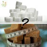 סוכר חום או סוכר לבן מה באמת יותר בריא?