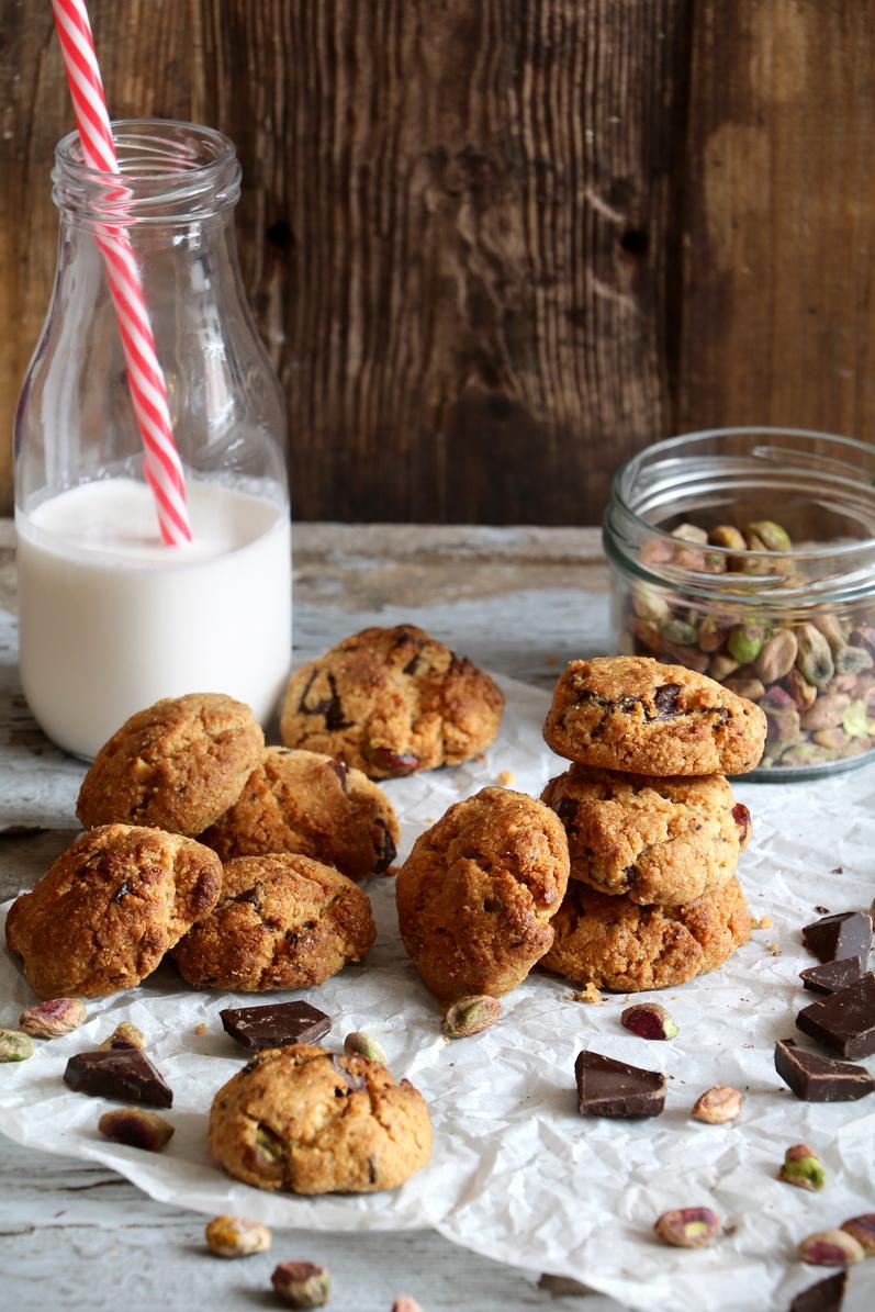 עוגיות שוקולד צ'יפס ללא גלוטן - מתכון פליאו