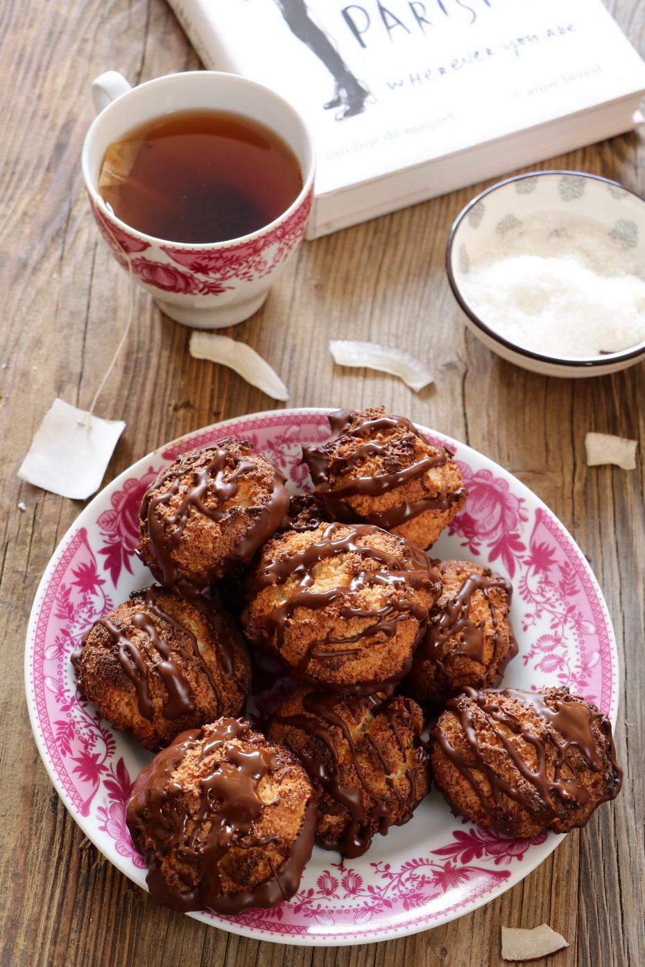עוגיות קוקוס מושלמות לפסח ויש פחות מ-60 קלוריות בעוגיה