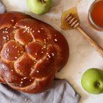 חלת דבש ותפוחי עץ - חגיגית ומושלמת לראש השנה